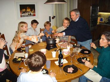 Repas de noel famille nombreuse solaraztec - Idee repas famille nombreuse ...